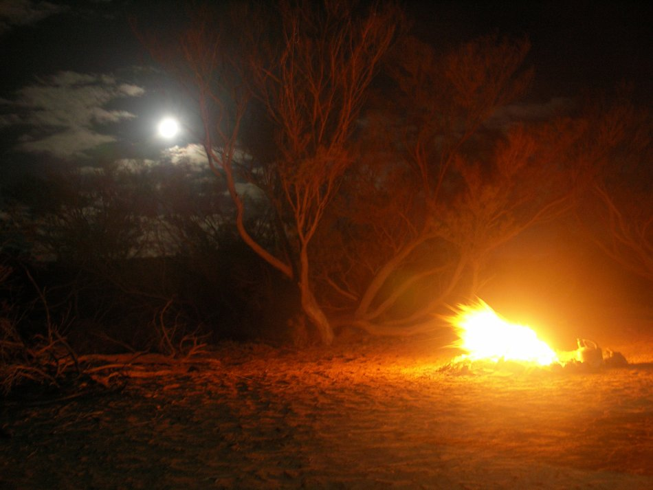 Click image for larger version.  Name:Campfire North of William Ck.JPG Views:34 Size:81.3 KB ID:52570